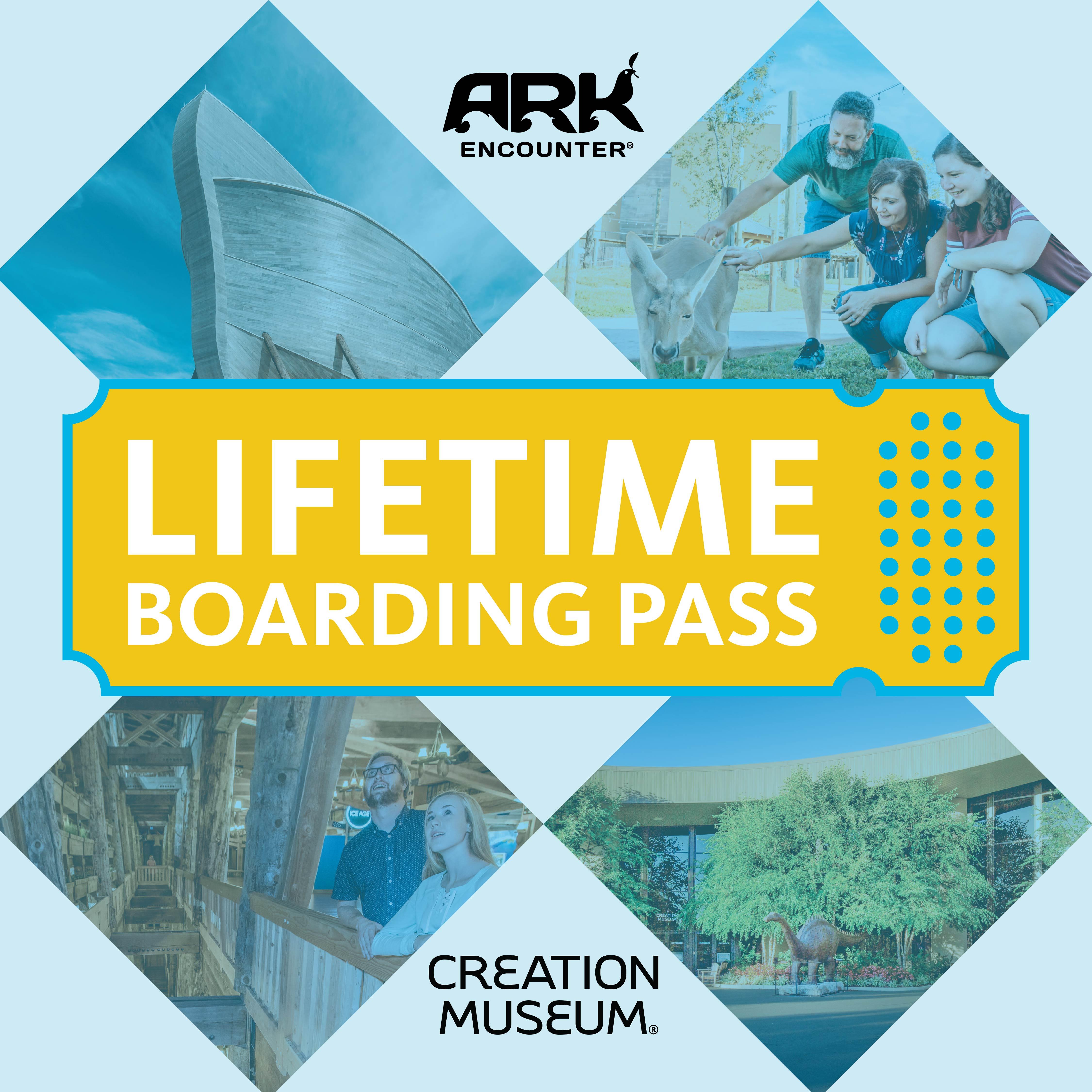 Lifetime Boarding Passes