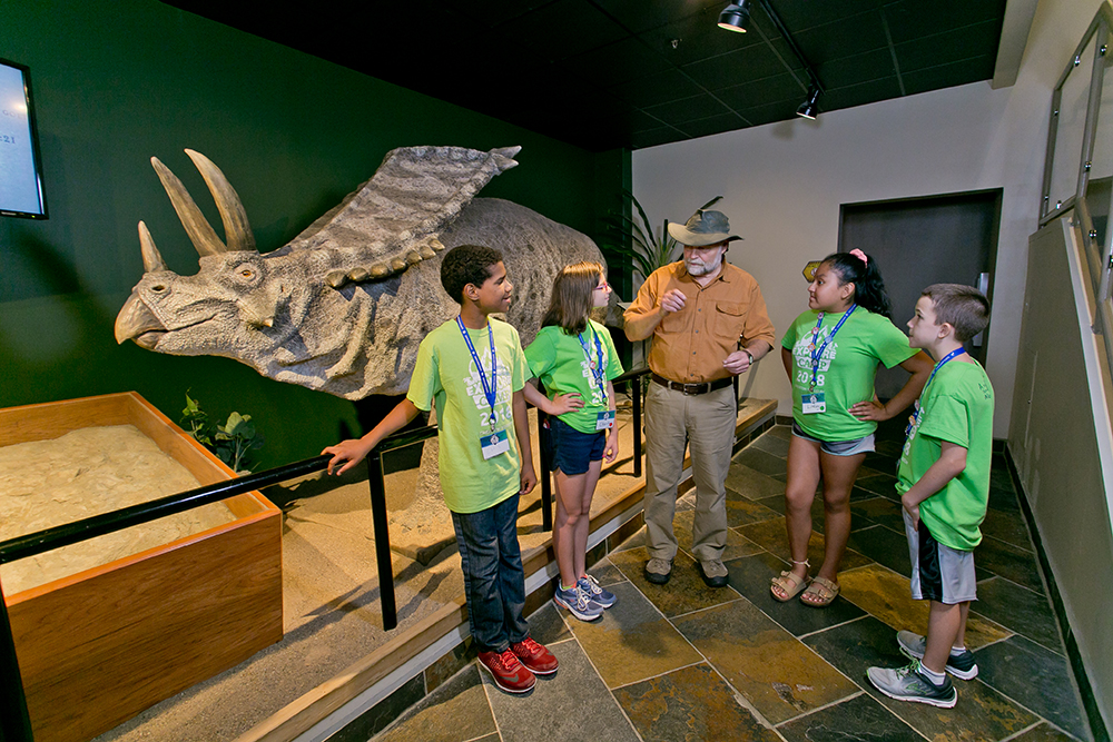 Explore Dinosaurs