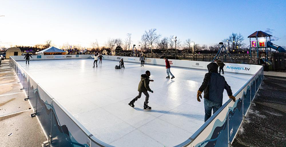 Glice Skating