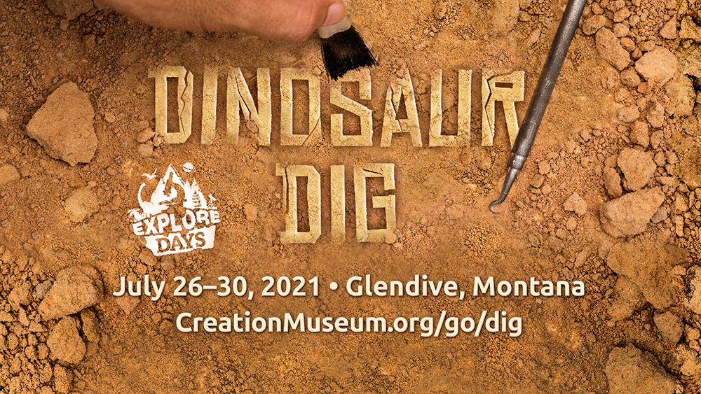 2021 Dinosaur Dig