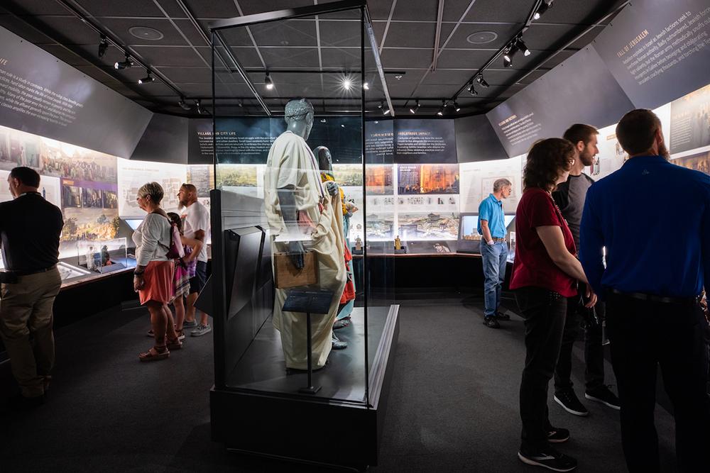 Borderland Exhibit at the Creation Museum