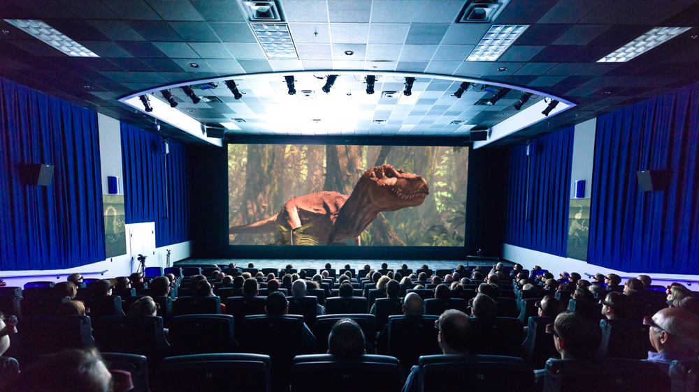 4D Special Effects Theater at the Creation Museum