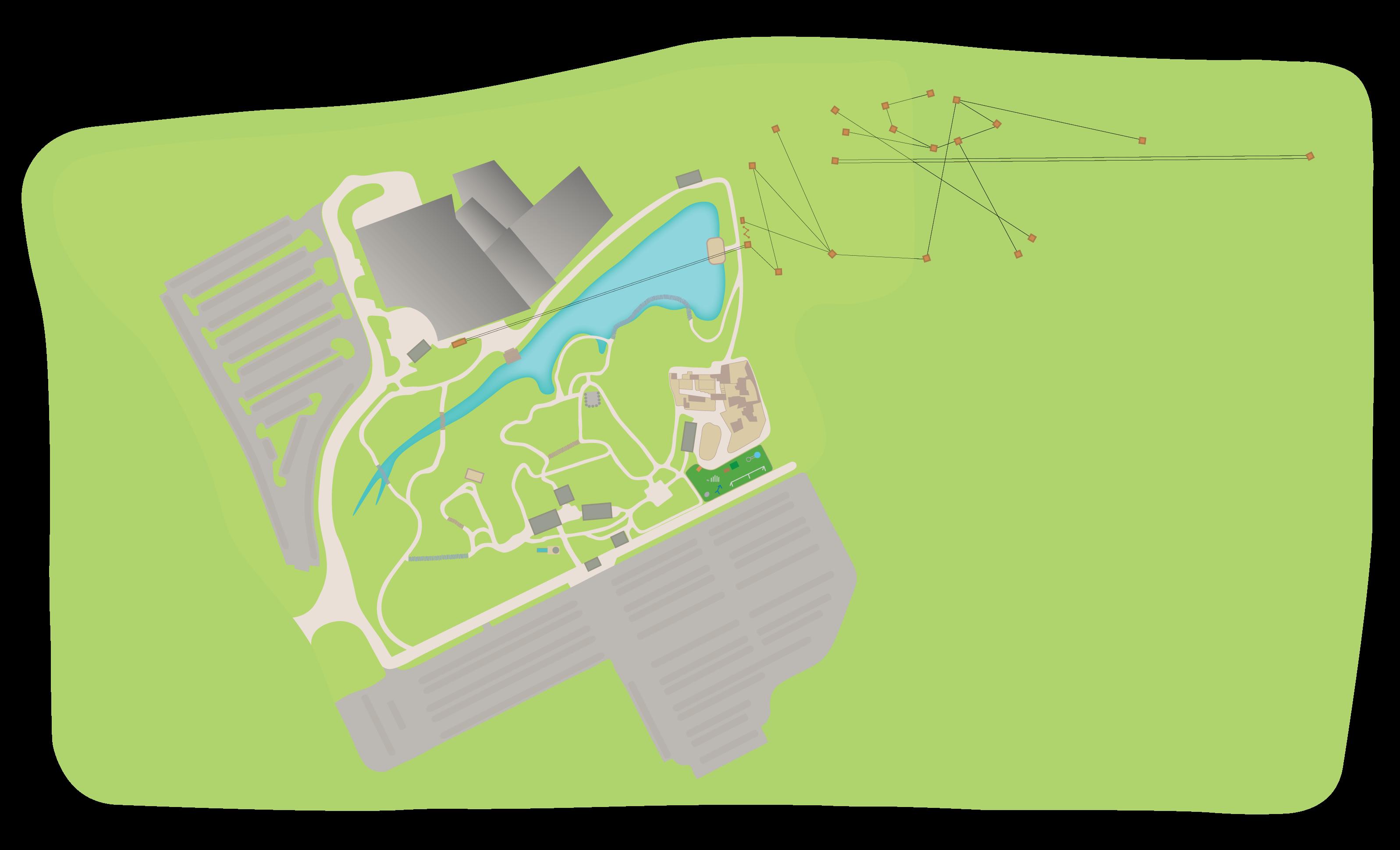 laumeier sculpture park map, forest park map, st louis science center map, airport map, navy pier map, soulard neighborhood map, saint louis university map, scottrade center map, on inside city museum map