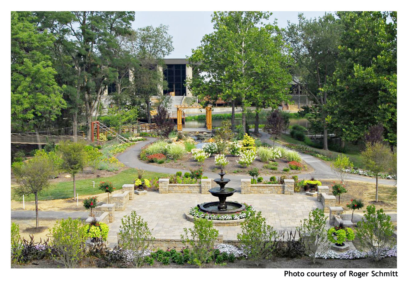 Creation Museum Botanical Gardens