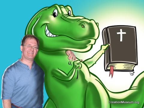 Dan and Dino