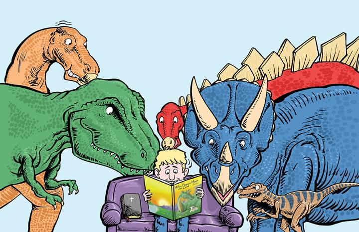 Dino Reading