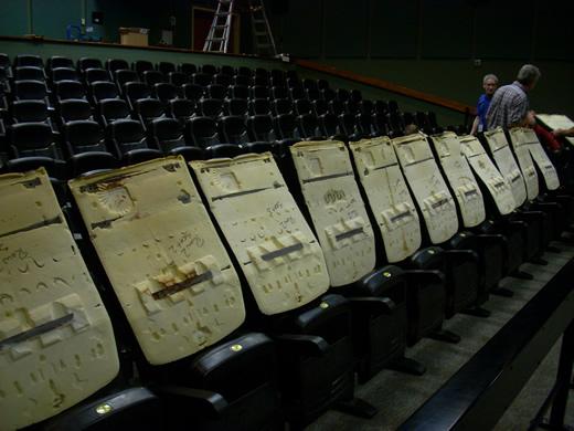 Repairing Seats
