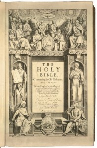 "The 1611 King James ""HE"" Bible"