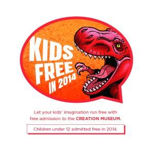 Kids Free in 2014