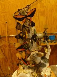 Butterfly maintenance