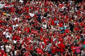 Reds Fans