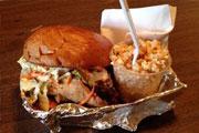 Urban Grill Porkway Sandwich