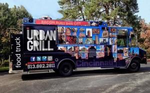 Urban Grill food truck