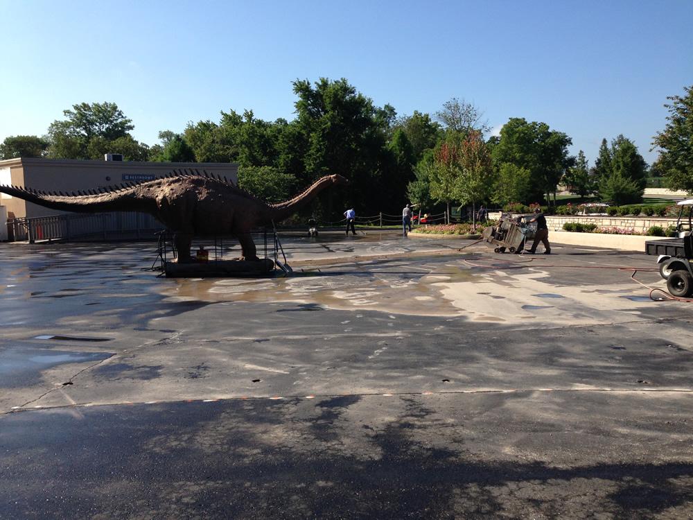 Grand Plaza renovation