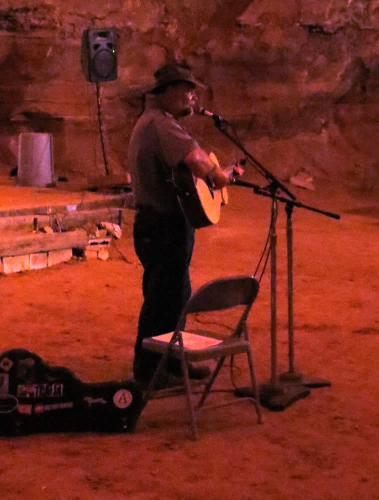 Buddy Davis Concert