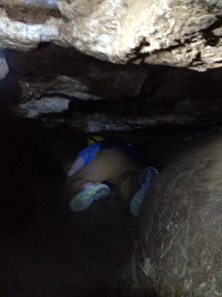 Crawling Through a Tunnel