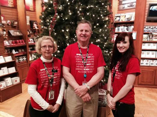 Bookstore Staff