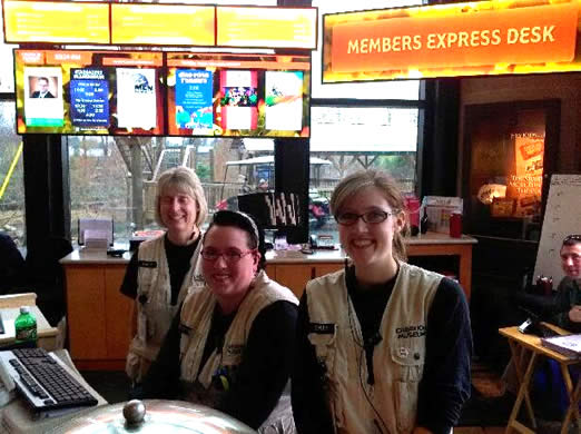Guest Services Staff