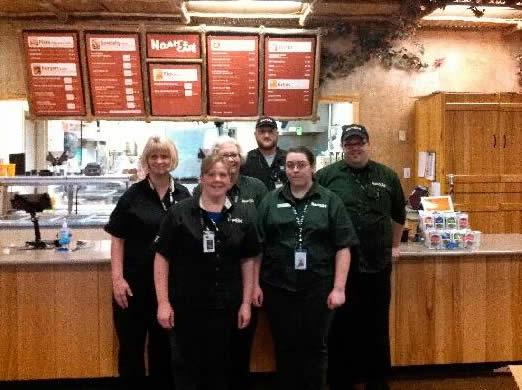 Noah's Café Staff