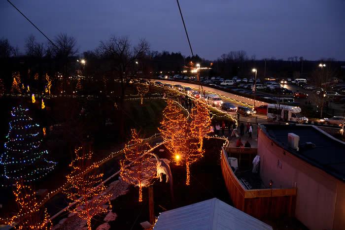 Christmas Town Pavilion