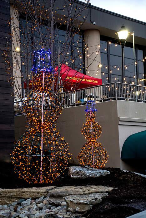 Christmas Town Snowmen