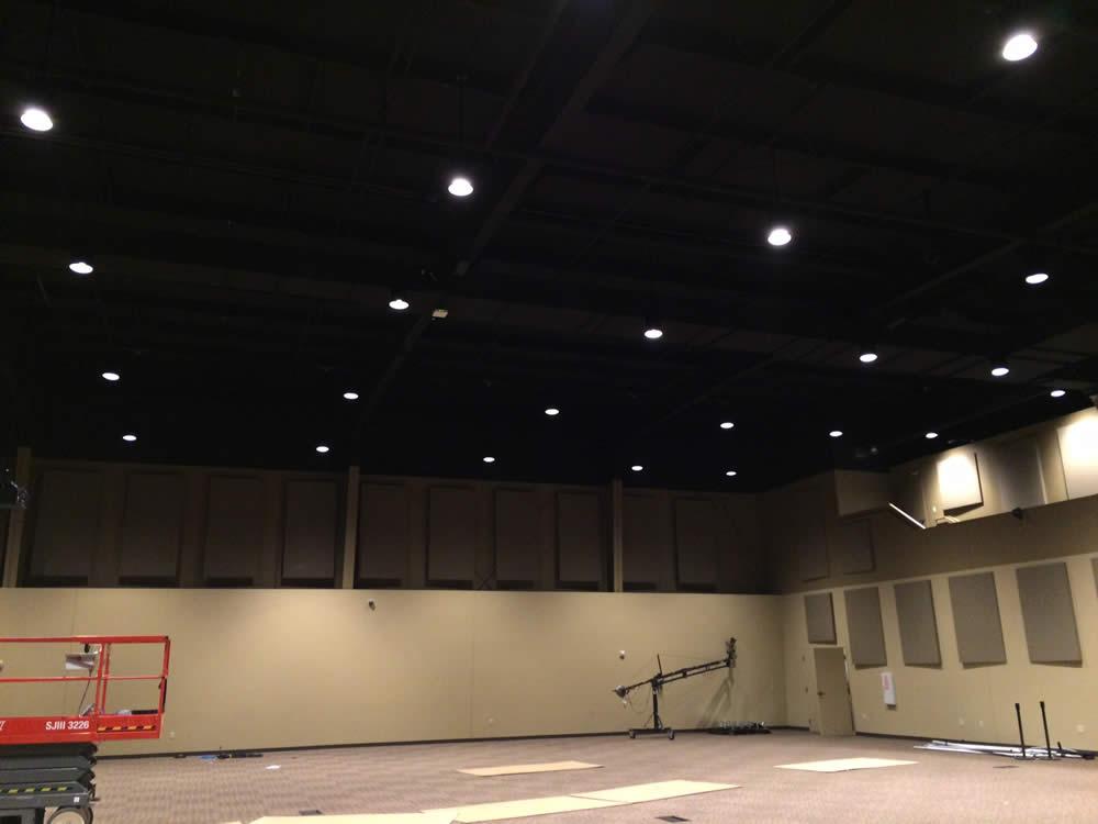 Legacy Hall Lighting