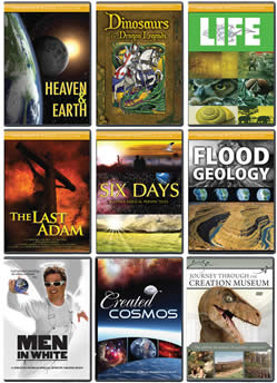 Creation Museum DVD Collection