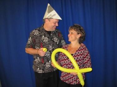 John and Ynita Swomley