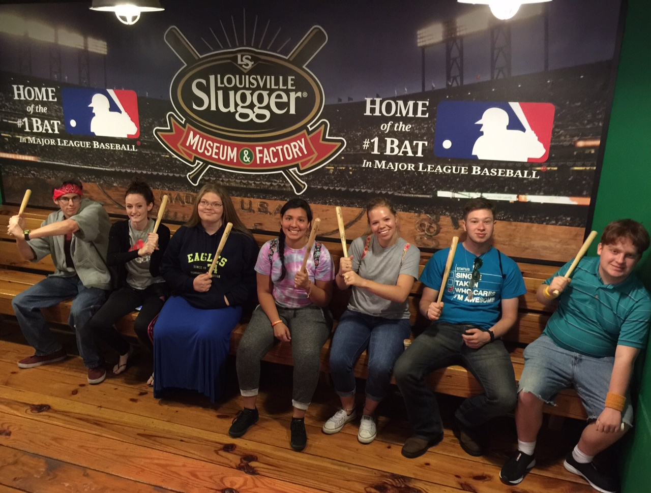 Spring Break at Louisville Slugger Museum