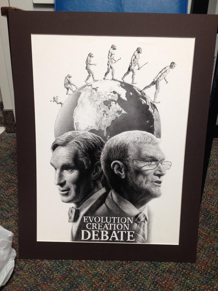 Evolution-Creation Debate