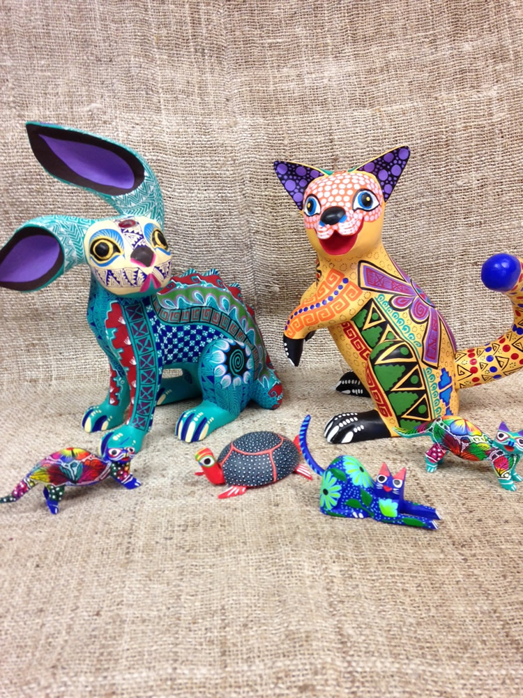 Zoo Christmas Ornaments