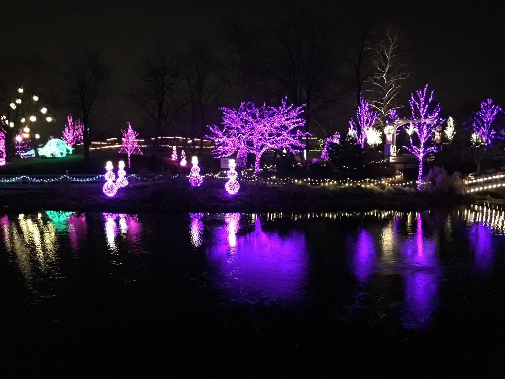 Christmas Town Gardens