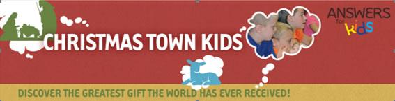 Christmas Town Kids