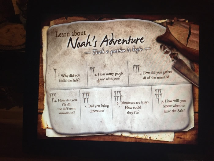 Learn About Noah's Adventure