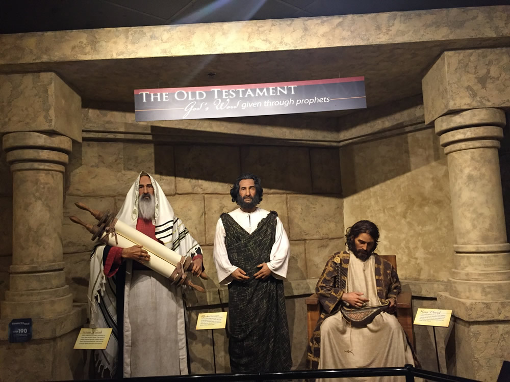 Walk Through Biblical History