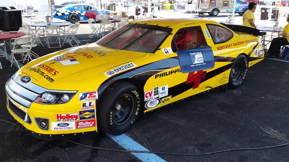 NASCAR Replica