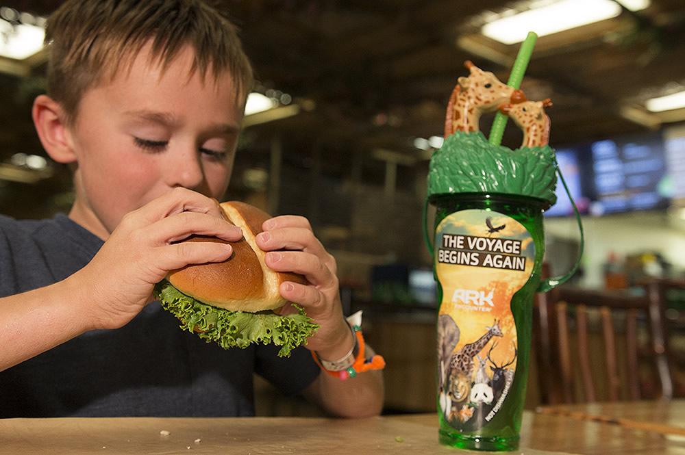 Noah's Café Sandwich