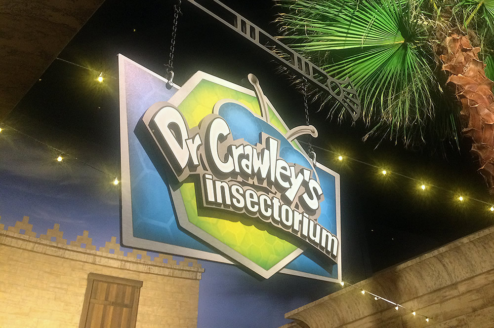 Dr. Crawley's Insectorium