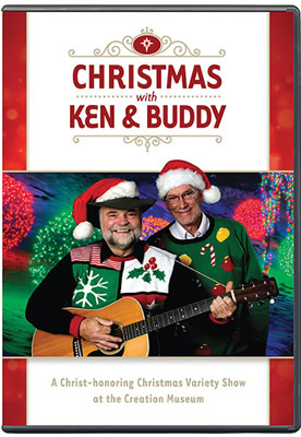 Christmas with Ken and Buddy