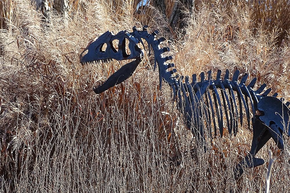 Carnivorous Bog Dino