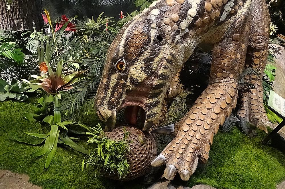 Garden of Eden Dino