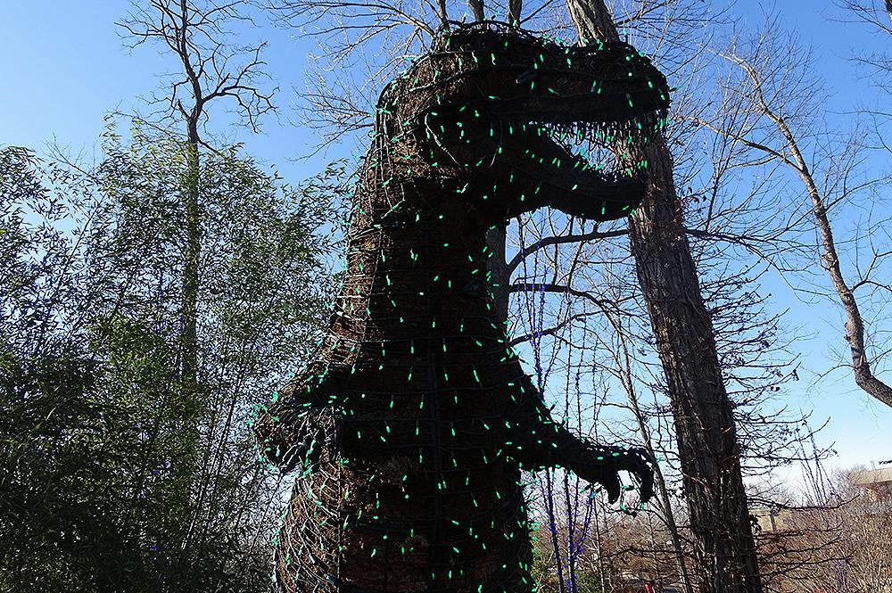 T. rex Garden Dino