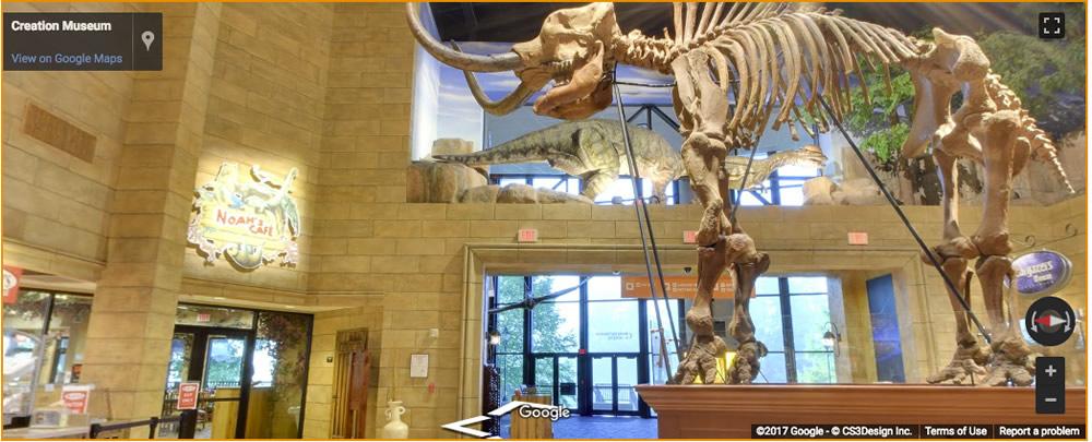 Creation Museum Full Tour