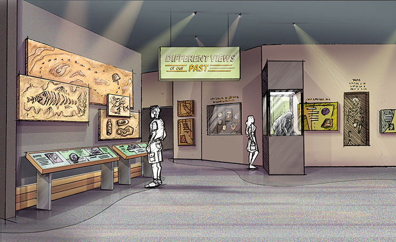 Museum Walk-through Upgrade