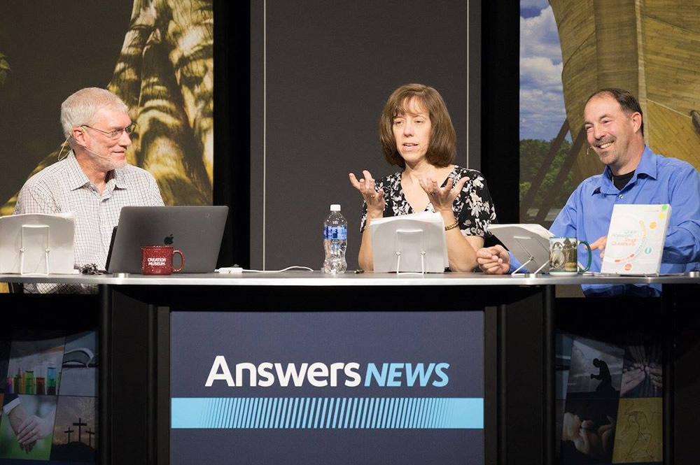 Answers News at the Creation Museum