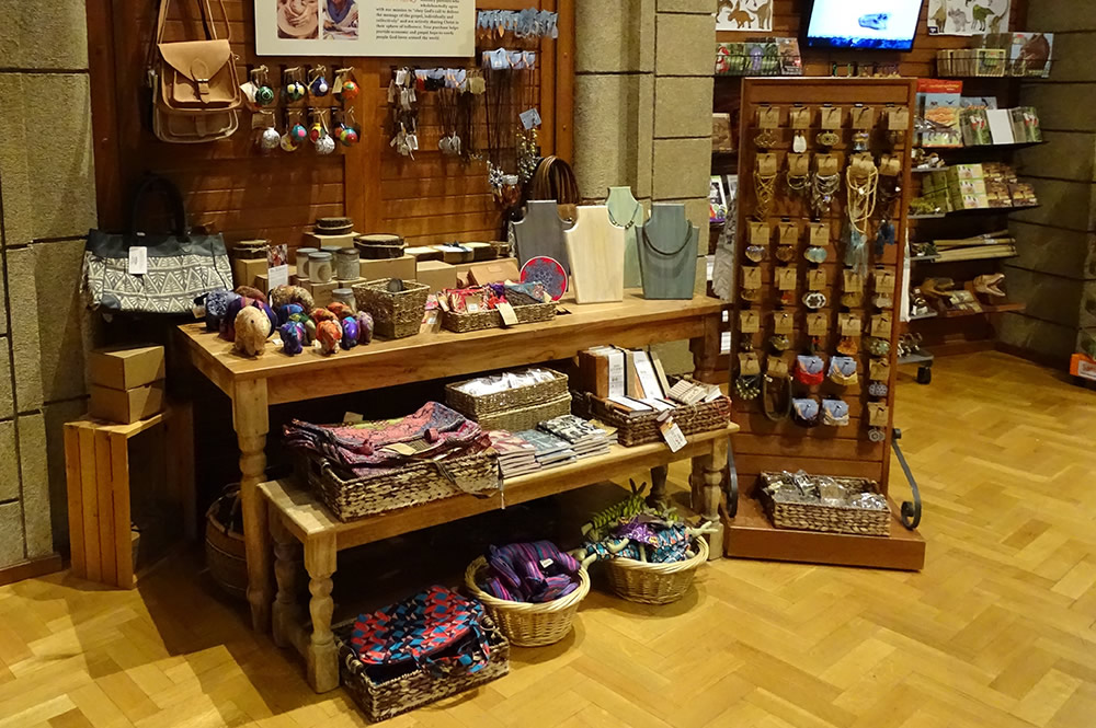 Fair Trade Products at the Creation Museum