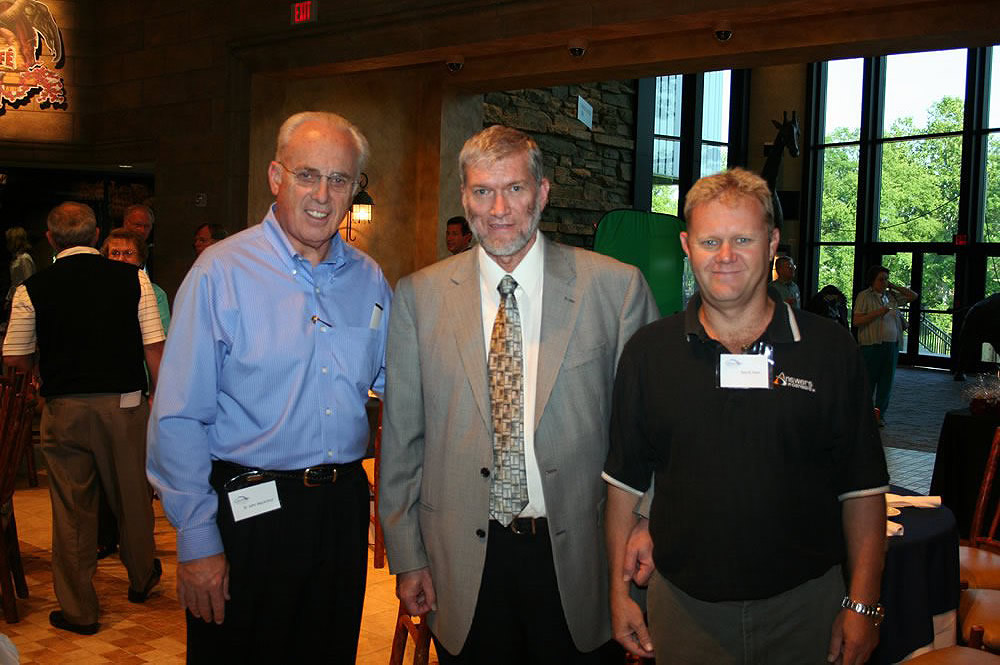 John MacArthur, Ken Ham, and David Ham