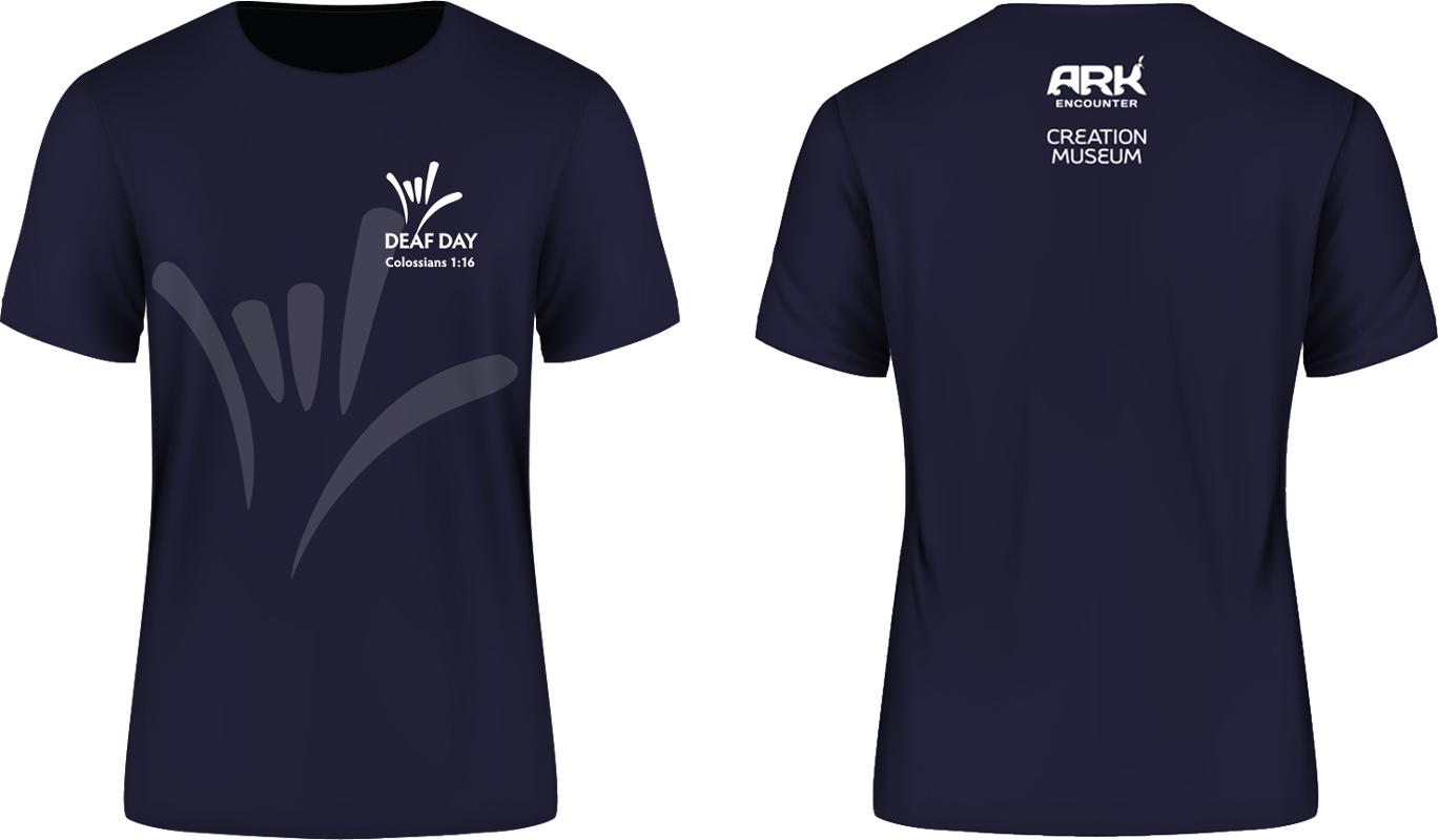 Deaf Day T-Shirt