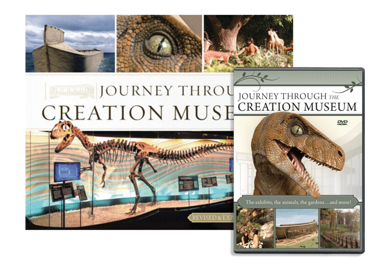 Journey Through the Creation Museum Pack