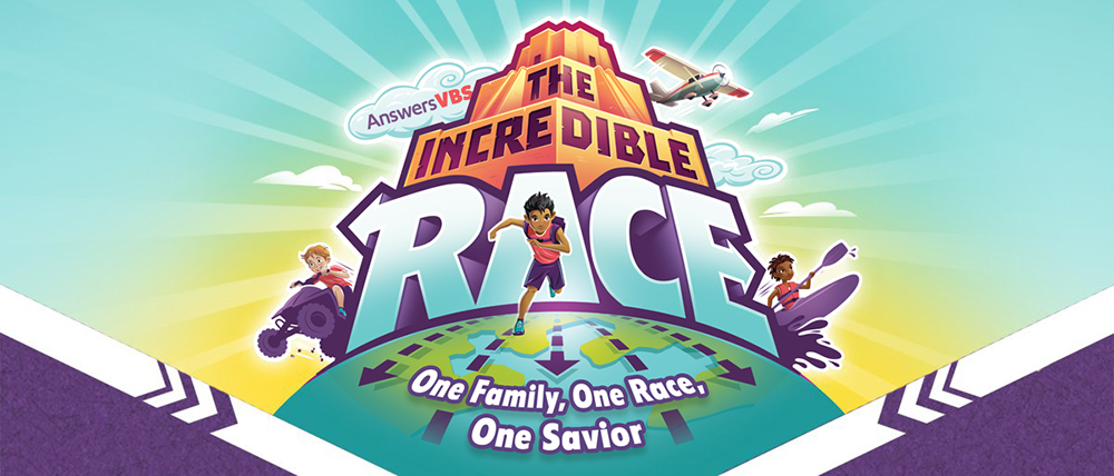 Answers VBS 2019: The Incredible Race
